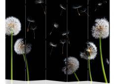 Paraván - Dandelions in the wind II [Room Dividers]